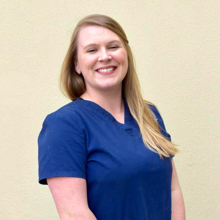 Marlee Flowers, LVT | Buckwalter Veterinary Clinic Bluffton SC